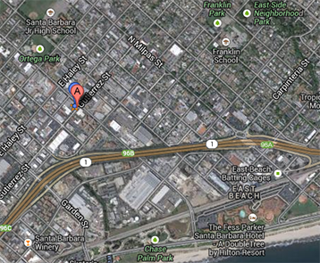 Conditoning Specialist Map Location