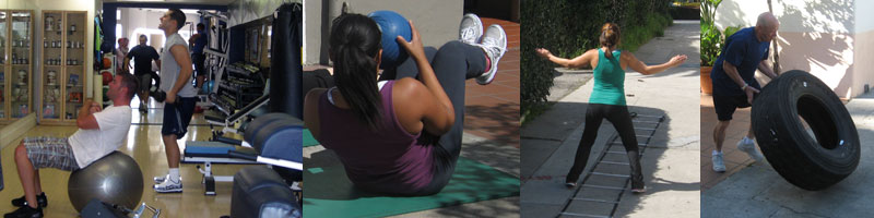 Santa Barbara Personal Training